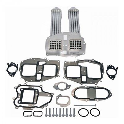 11-15 Ford 6.7L DIESEL DORMAN EGR COOLER KIT.