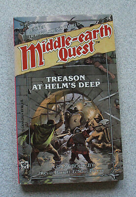 Middle-earth quest - TREASON AT HELM´S DEEP - Solo Rollenspielabenteuer