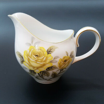 Vintage Harmony House. Yellow Rose. Creamer. Made in Japan