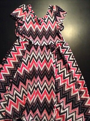 lularoe Dot Dot Smile Dress Size 7