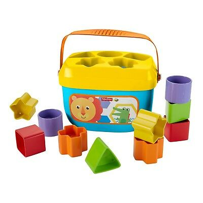 Fisher-Price Baby's First Blocks & Bucket - FREE SHIPPING