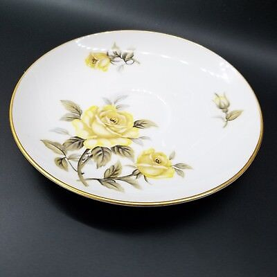 """Harmony House Yellow Rose. 6 3/8"""". Bread and Butter Plate."""