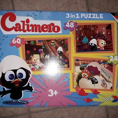 Calimero Puzzle 3 in 1