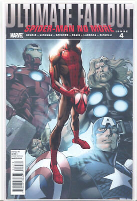 Ultimate Fallout #4 Polybagged 1st Miles Morales Marvel Spider-Man Verse film