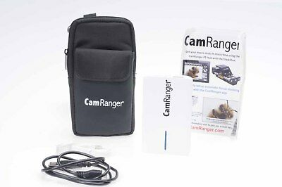 CamRanger Wireless Transmitter for Select Canon and Nikon DSLR Cameras      #066