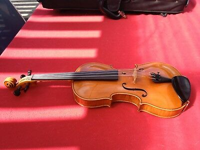 Violin - Stainer copy - recently set up