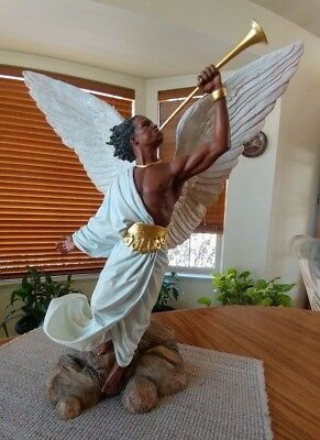 "Thomas Blackshear's Ebony Visions -- ""the Angel Gabriel"" Collectors Club"