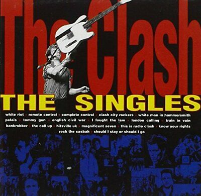 The Clash - Clash Singles - The Clash CD N8VG The Cheap Fast Free Post The Cheap