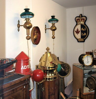 #587 MAJESTIC LAMPS alledgedly from the Presidential Yacht PO
