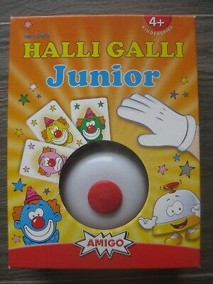 Amigo Halli Galli Junior Kartenspiele Kinder Clowns Neu /& OVP