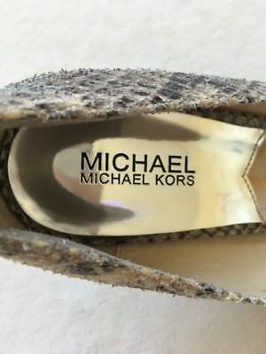 *** Orig. MICHAEL KORS peeptoes 40 - TOP ***