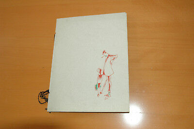 Jacques Tati Mon Oncle 1958 Dutch Press Book Original