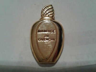 PIN'S  PARFUMS /   AMARIDGE  de  GIVENCHY /  SUPERBE  /   3 cm de haut