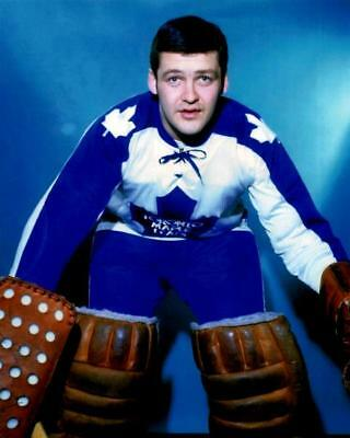 Bernie Parent Toronto Maple Leafs 8x10 Photo