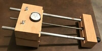 Cuckoo Clock Repair Stand, With Level, Factory Made !!