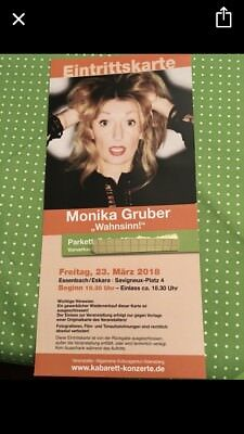 ticket monika gruber