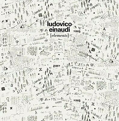 Ludovico Einaudi - Elements [CD New]