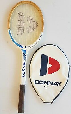 raquette de tennis vintage donnay 3 set carbonglass gt chf picclick ch. Black Bedroom Furniture Sets. Home Design Ideas