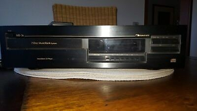 Nakamichi MB-3s CD Player 7 Disc MusikBank System - Rarität