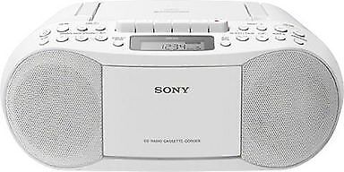 Sony CFD-S70 CD-Radio-Kassetten Recorder, MP3, CD