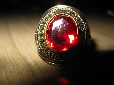 Ring, US Marine Corps