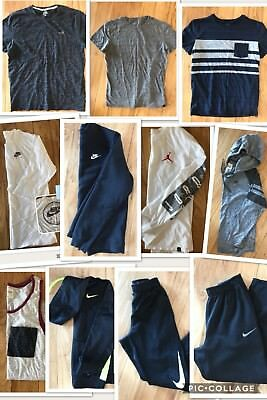 Medium Young Mens Clothing Lot: Nike, Hollister, American Eagle