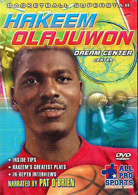 Inside Tips: Hakeem Olajuwon - Dream Center - Basketball Superstar