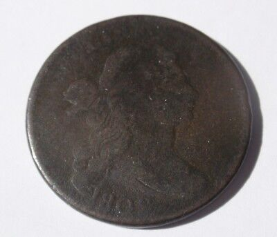 1802 Draped Bust Large Cent R-4