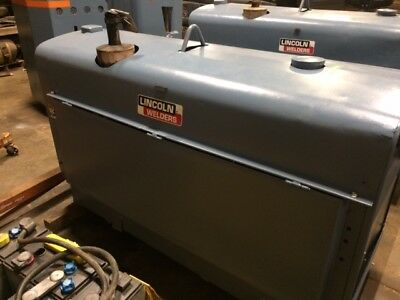 Lincoln Electric Welder Sheild Arc 250