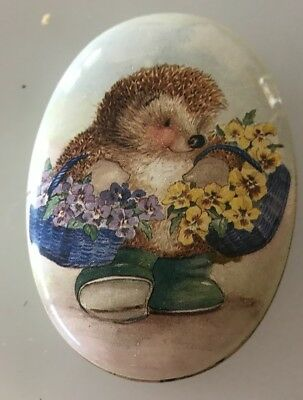 Gordon Fraser Hedgehog tin