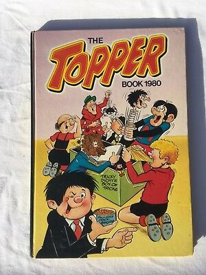The Topper Book Annual - 1980 - Unclipped - Good Condition
