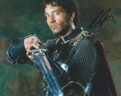 Clive Owen King Arthur autographed 8x10 photo with COA by CHA