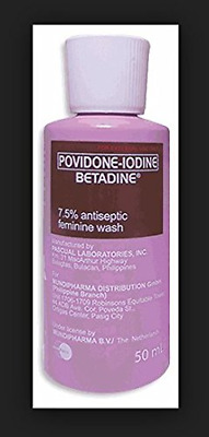 Betadine Feminine Wash 50ML