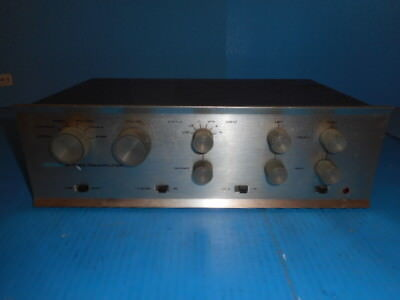 Vintage DYNA PAS Stereophonic Stereo Preamplifier