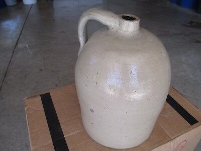 Rare Antique 3 Gallon Stamped Gunther Crock Jug
