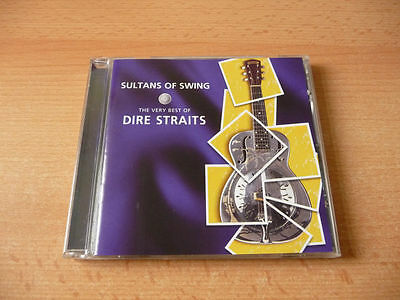 CD Dire Straits - The Very Best of Dire Straits - Sultans of Swing