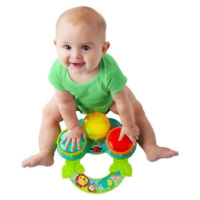 BRAND NEW - Bright Starts Safari Beats Lights Up Too Baby Toy FREE SHIPPING