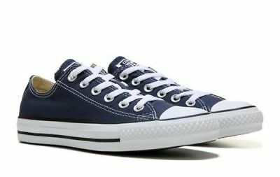 Converse Mens Chuck Taylor All Star Low Top Navy Shoes **free Post Australia