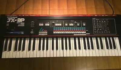 Roland JX-3P firmware Latest OS 4.0 upgrade EPROM JX3P Vintage Synth Parts