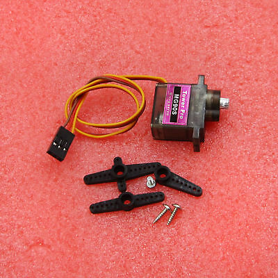 MG90S Metal Gear High Speed Micro Servo for RC Car Helicopter Plane BBC