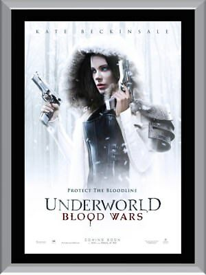 Underworld Blood Wars A1 To A4 Size Poster Prints