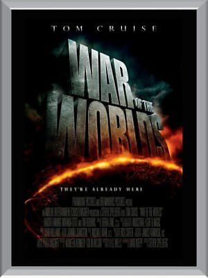 War Of The Worlds A1 To A4 Size Poster Prints