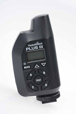 PocketWizard Plus III Transceiver                                           #260