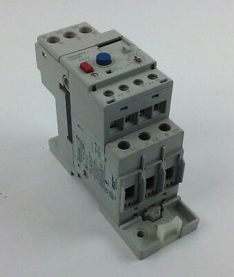 Sprecher Schuh CEP7EEAB Overload Relay (0.1 to 0.5 a) With CEP7-EPB (Used)
