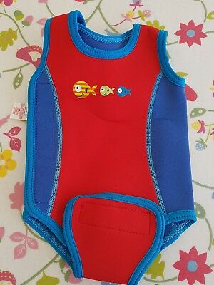 Mothercare baby wetsuit - 3-6 months, unisex