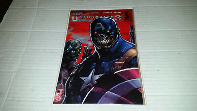 The Ultimates 3 # 5 Variant Cover (2008, Marvel) 1st Print