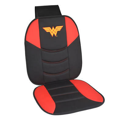 Wonder Woman Padded Front Car Seat Cushion Cover Protector