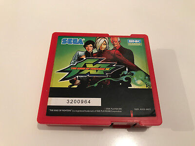 The King of Fighters XI Sammy ATOMISWAVE cartridge (bootleg) - SNK KOF XI (11)