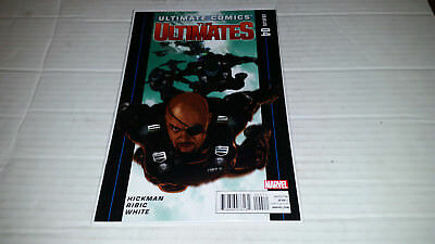 Ultimate Comics The Ultimates # 4 (2012, Marvel) 1st Print