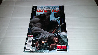 Ultimate Comics The Ultimates # 8 (2012, Marvel) 1st Print
